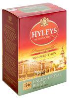 """Чай черный листовой """"Hyleys. Английский королевский купаж"""" (100 г)"""