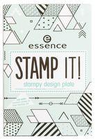 "Трафарет для дизайна ногтей ""Stamp it. Stampy Design Plate"" (тон: 02)"