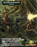 "Набор миниатюр ""Warhammer 40.000. Astra Militarum Catachan Heavy Weapon Team"" (42-09)"