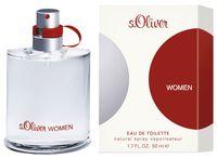 "Туалетная вода для женщин ""s.Oliver Women"" (50 мл)"