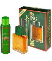 """Подарочный набор """"King"""" (туалетная вода, дезодорант)"""