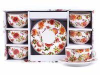 """Набор посуды """"Folk"""" (12 предметов; 230 мл)"""