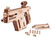 """Сборная деревянная модель """"Штурмовая винтовка"""""""
