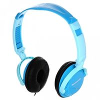 Наушники Panasonic RP-DJS200E-A (Blue)