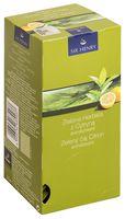 """Чай зеленый """"Sir Henry. Tea Selection. Green with Lemon"""" (25 пакетиков)"""