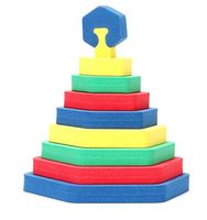 "Пирамидка ""Шестиугольник"""