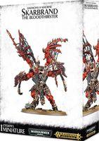 Warhammer Age of Sigmar. Blades of Khorne. Skarbrand The Bloodthirster (97-28)