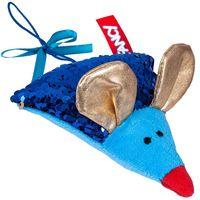 """Мягкая игрушка """"Мышонок Сырник"""" (10 см)"""