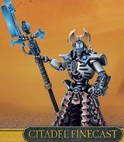 "Миниатюра ""Warhammer 40.000. Finecast: Necrons Anrakyr The Traveller"" (49-68)"