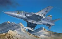 "Учебно-боевой самолет ""HAWK T. MK 1"" (масштаб: 1/48)"