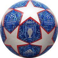 """Мяч футбольный """"Finale 19 Madrid Capitano"""" №5 (синий)"""