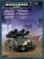 "Набор миниатюр ""Warhammer 40.000. Astra Militarum Manticore/Deathstrike"" (47-13)"