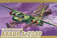 "Бомбардировщик ""Arado Ar234P"" (масштаб: 1/72)"