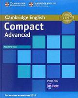 Compact Advanced. C1. Teacher`s Book