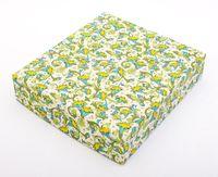 """Подарочная коробка """"Lemons. Florentine Style"""" (23х25х5,5 см)"""