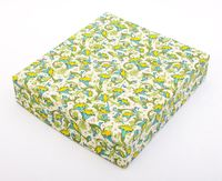 "Подарочная коробка ""Lemons"" (23х25х5,5 см)"