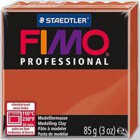 """Глина полимерная """"FIMO Professional"""" (терракотовый; 85 г)"""