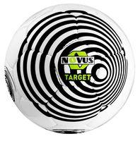 """Мяч футбольный Novus """"Target"""" №5 (бело-чёрный)"""