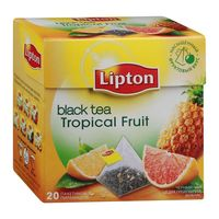 "Чай черный ""Lipton. Tropical Fruit"" (20 пакетиков)"