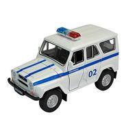 """Модель машины """"УАЗ 31514. Полиция"""" (масштаб: 1/34-39)"""