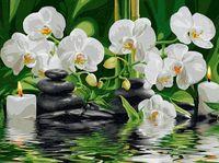 """Картина по номерам """"Медитация"""" (400х500 мм)"""