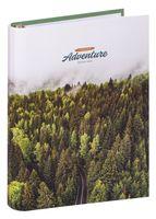 """Тетрадь со сменным блоком """"New Adventures"""" (120 листов)"""
