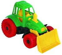"""Игрушка """"Трактор с грейдером"""""""