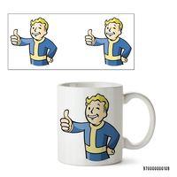 """Кружка """"Пип-бой из Fallout"""""""