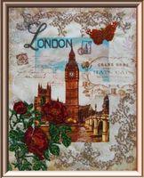 """Вышивка бисером """"Вокруг света. Лондон"""""""