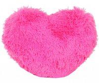 """Подушка """"Сердце"""" (розовая)"""