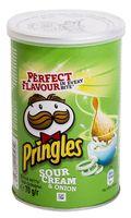 """Чипсы картофельные """"Pringles. Сметана и лук"""" (70 г)"""