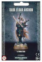 Warhammer 40.000. Dark Eldar. Archon (45-22)