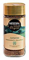"""Кофе растворимый """"Nescafe. Gold Origins. Sumatra"""" (85 г; в банке)"""