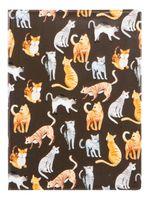 """Обложка для паспорта """"Cat pattern"""""""