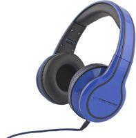Наушники стерео Esperanza EH136B (Blue)