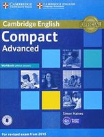 Compact Advanced. C1. Workbook without Answers