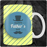 "Кружка ""Happy Father's Day"" (art.20)"