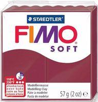 """Глина полимерная """"FIMO Soft"""" (мерло; 57 г)"""