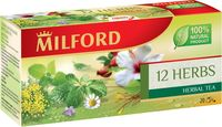 "Фиточай ""Milford. 12 трав"" (20 пакетиков)"