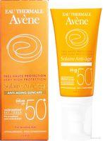 "Крем солнцезащитный для тела ""Avene Anti-Aging"" SPF 50+ (50 мл)"
