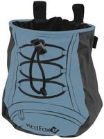 """Мешочек для магнезии """"Back bag"""" (голубой-асфальт)"""