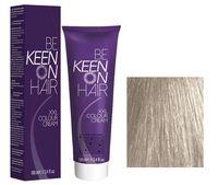 """Крем-краска для волос """"KEEN"""" тон: 12.16, платиновый блондин пепельно-фиолетовый"""