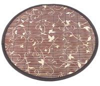 Подставка сервировочная бамбуковая окрашенная (38 см, арт. 4900036)