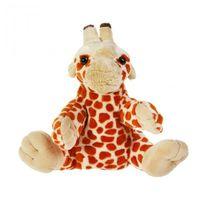"""Мягкая игрушка """"Кукла на руку. Жираф"""" (27 см)"""