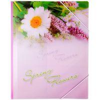 "Папка на резинках ""Spring Flowers"" (А4)"