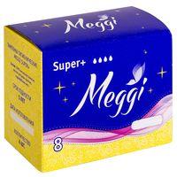 """Тампоны """"Meggi Super+"""" (8 шт.)"""