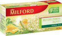 "Фиточай ""Milford. Серебристая липа-мед"" (20 пакетиков)"