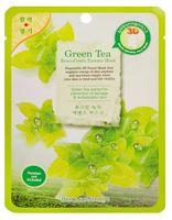 """Тканевая маска для лица """"Зеленый чай"""" (23 г)"""