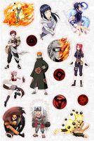 """Набор наклеек """"Naruto №15.4"""""""