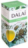 """Чай зеленый """"Dalai. Китайский"""" (25 пакетиков)"""